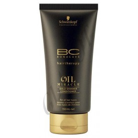 Schwarzkopf - BC bonacure hairtherapy oil miracle gold shimmer conditioner 150 m