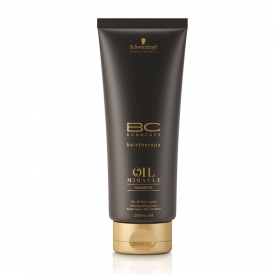 Schwarzkopf - BC hairtheraphy oil miracle shampoo 200 ml
