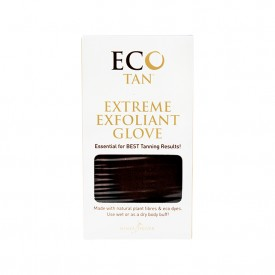 ECO BY SONYA PINK EXTREME EXFOLIANT GLOVE