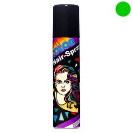 FRIES COLOR HAIR SPRAY GREEN 100 ml.