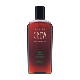 American Crew  3 in 1 tea tree Shampoo 450 ml