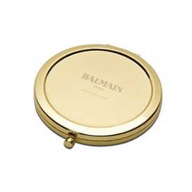 BALMAIN MINI GOLD MIRROR 14 KARAT GOLD