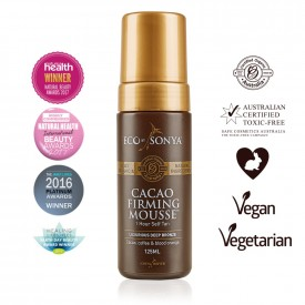 ECO BY SONYA CACAO FIRMING MOUSSE 125 ml