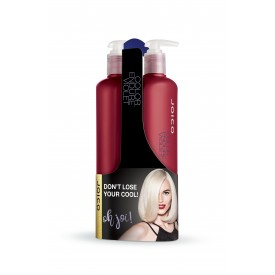 Joico Color Endure Violet Shampoo and Conditioner 2x500ml