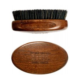 DEPOT WOODEN BEARD BRUSH LARGE