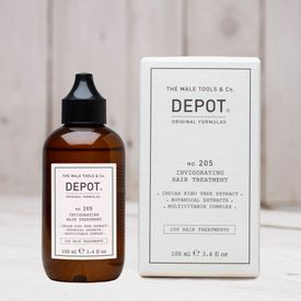 DEPOT NO. 205 INVIGORATING HAIR TREATMENT 100 ML