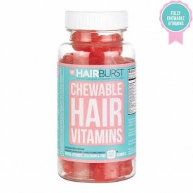 HAIRBURST GUMMIES 60 PASTILLES