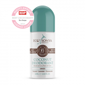 ECO BY SONYA COCONUT DEODORANT 60 ml