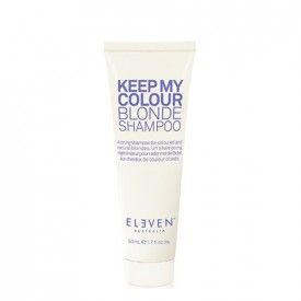ELEVEN KEEP MY COLOR BLONDE SHAMPOO 50 ml