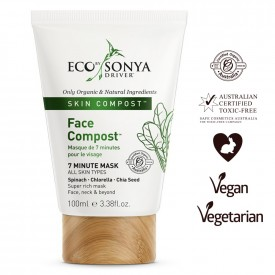 ECO BY SONYA FACE COMPOST 100 ml