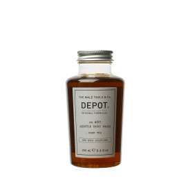 DEPOT NO. 601 GENTEL BODY WASH DARK TEA 250ml