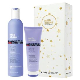 Milk_shake silver shine gift sets