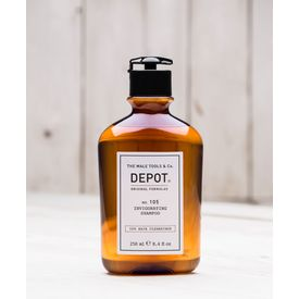 DEPOT NO. 105 INVIGORATING SHAMPOO 250 ML