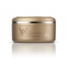 SP LUXE OIL KERATIN RESTORE MASK 150ML