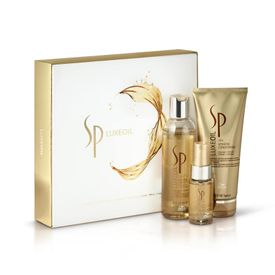 SP LUXE OIL KERATIN HOLIDAY BOX