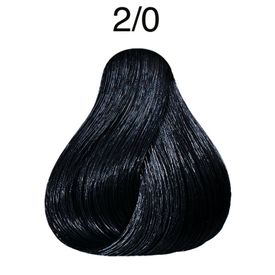 WELLA COLOR TOUCH 2/0 BLACK