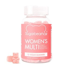 SUGAR BEAR WOMENS MULTI 60 GUMMIES