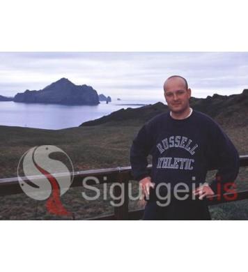 Magnús Jónsson.