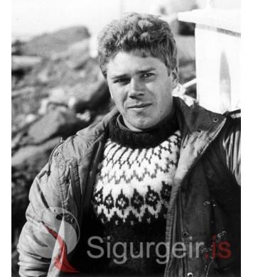 Stefán Birgisson.