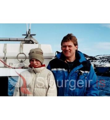 Þórður Svansson.
