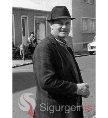 Þorsteinn Sigurðsson frá Melstað.
