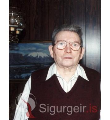 Jogvan Hansen.