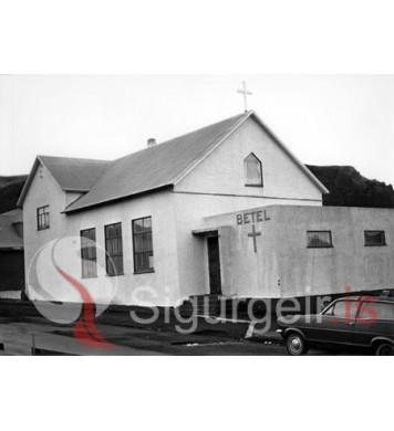 Betel við Faxastíg.