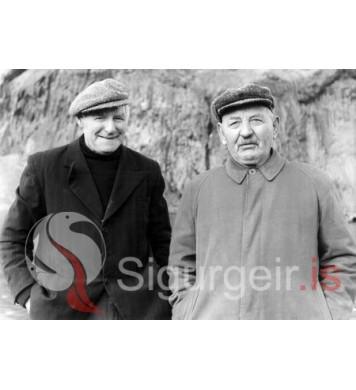 Björn Finnbogason og Ingibergur Hannesson.