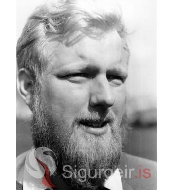 Haraldur Gíslason.