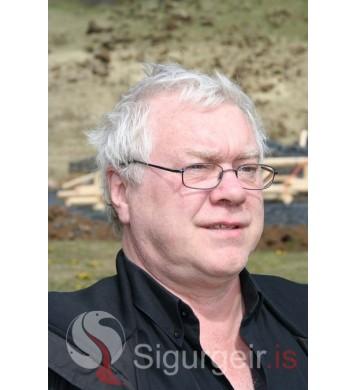 Sigurður Rúnar Jónsson.