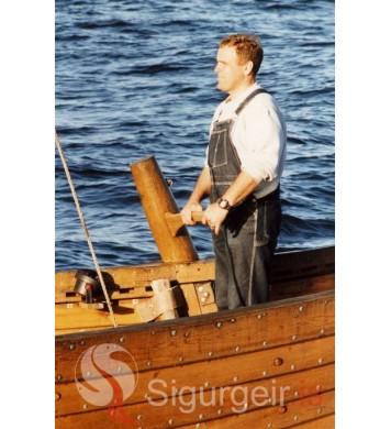 Gunnar Marel Eggertsson.