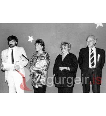 Sjómannadagurinn 1986.