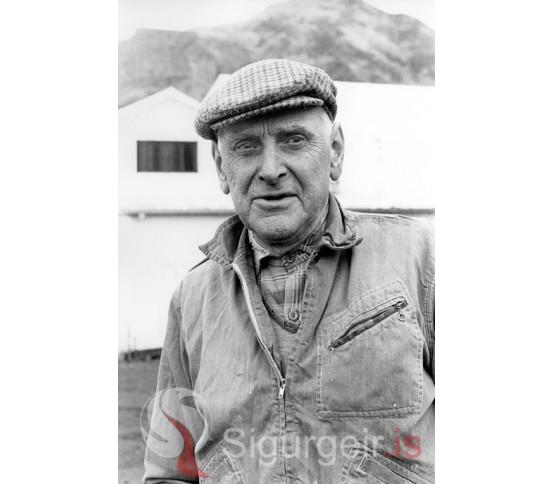 Baldur Sigurðsson í Vallarnesi.