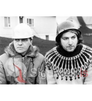 Árni Gunnarsson og Árni Johnsen.