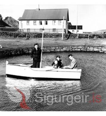 Vilpan og Vilborgarstaðir-Eystri.