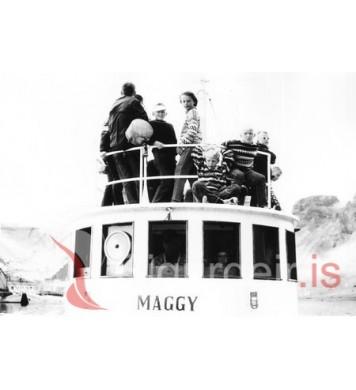 Skoðunarferð í Surtsey.