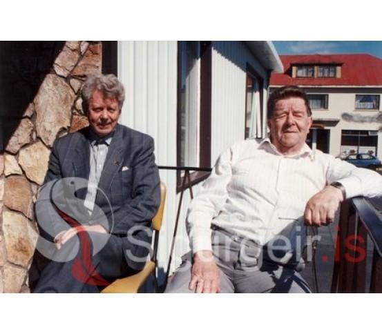 Bárður og Doddi.