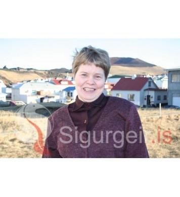 Rósa Friðjónsdóttir.
