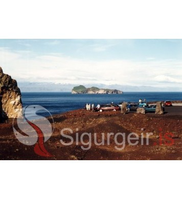 Ferðaþjónusta í Vestmannaeyjum.
