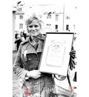 Helga Víglundsdóttir.
