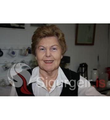 Kristjana Þorfinns.