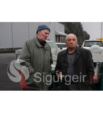 Haukur á Reykjum og Stjáni Óskars.