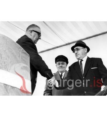 Á sjómannadaginn 1968.