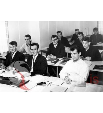 Meira fiskimannapróf 1967.