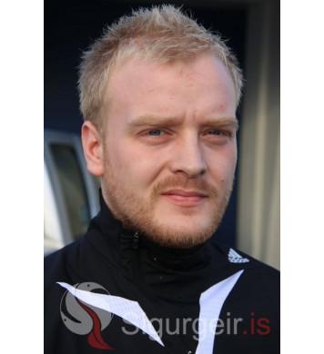 Hannes Kristinn Sigurðsson.
