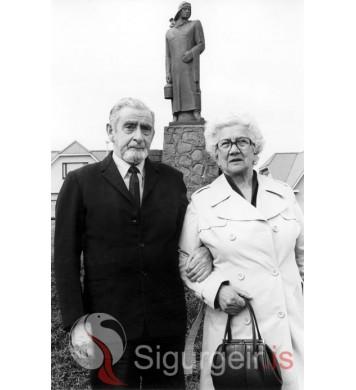 Þorgeir á Sælundi og Jóga í Presthúsum.