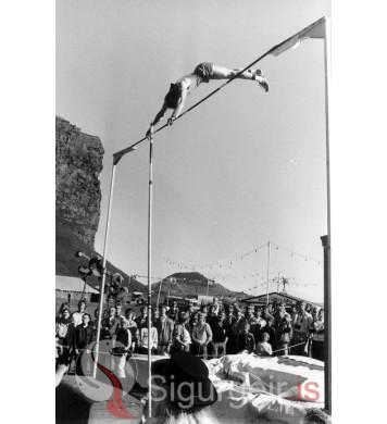 Þjóðhátíð Vestmannaeyja 1981.