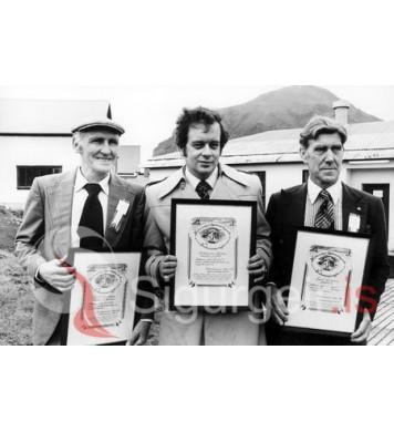 Á sjómannadaginn 1981.