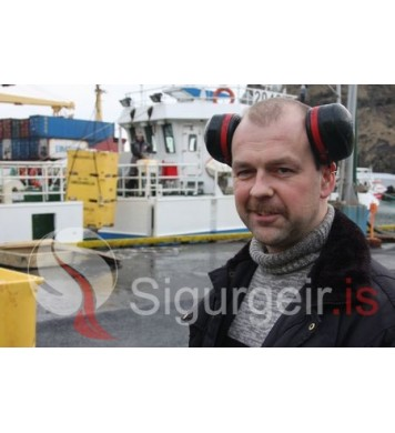 Jón Högni Stefánsson.