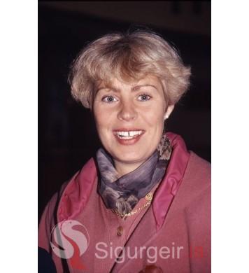 Ester Birgisdóttir.